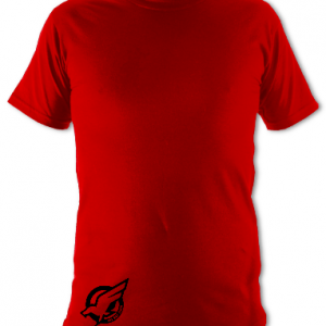 Red Black T-Shirt